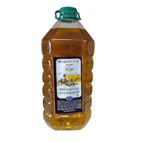 Maslinovo ulje od komine masline